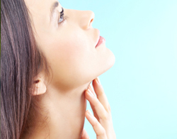 Acupuncture for Sore Throats - Fairfield, CT
