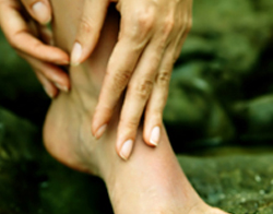 Acupuncture for Ankle Swelling
