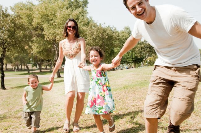 Keep Your Family Strong with Acupuncture!