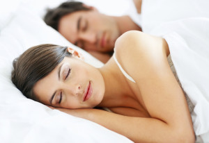 Acupuncture Brings Restful Sleep, Not Counting Sheep