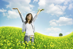 Relief from Seasonal Allergies with Acupuncture!