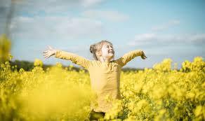 Spring kid